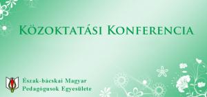 Közoktatási konferencia